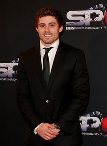 Leigh Halfpenny at Sports Personality of the Year
