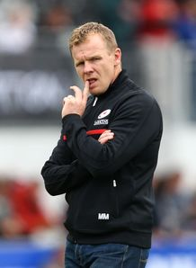 Aviva Premiership: Mark McCall delighted with Saracens' win at Gloucester