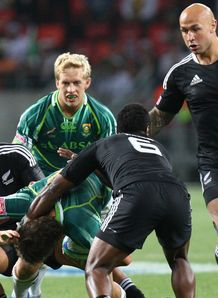SA v NZ PE Sevens Final 2013