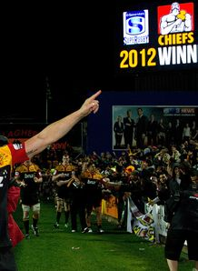 Sonny Bill Williams Waikato Chiefs 2012 1024 3054469 Strong look to Chiefs