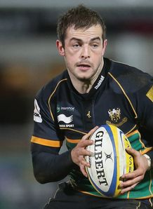 Stephen Myler Northampton v Bath AVP 2013