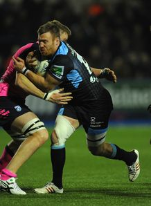 Glasgow Warriors v Cardiff Blues - Live