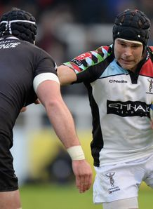 Heineken Cup: Nick Easter hails a crucial win for Harlequins