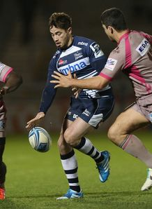 Amlin Challenge Cup: Cipriani stars in Sale romp