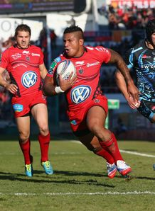 David Smith Toulon Exeter Heineken Cup
