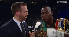 Stevenson wants Froch