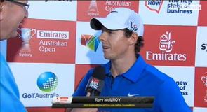 McIlroy denies Scott in Australia