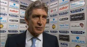 Pellegrini happy with win