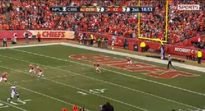 Amazing 108-yard touchdown