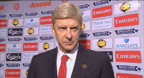 Arsenal v Hull - Wenger