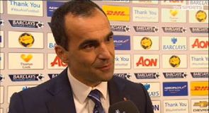 Man Utd v Everton - Martinez