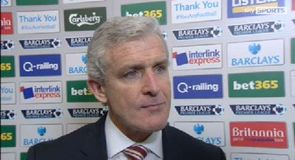 Hughes pays tribute to Crouch