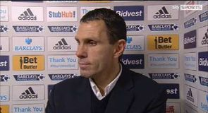 Poyet proud of team fight