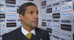 Hughton: We didn't dig deep