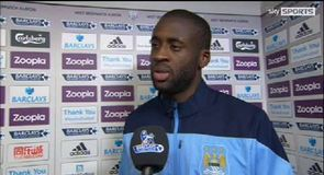 Toure full of confidence