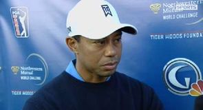 Woods: Mandela was inspirational