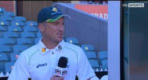 Haddin turns the screw