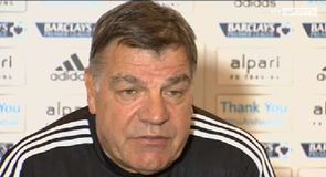 Allardyce to be sensible over Carroll