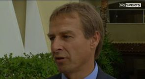 Klinsmann - It is what it is