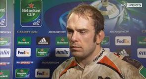 Alun-Wyn Jones - We deserved a result
