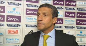 West Brom v Norwich - Hughton