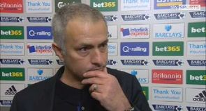 Mourinho blames individuals for defeat