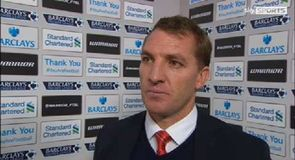 Rodgers 'delighted' with Liverpool performance