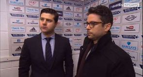 Pochettino: Positive result down to teamwork