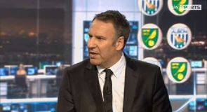 Merson: West Brom are relegation candidates