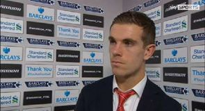 Henderson pleased with home form