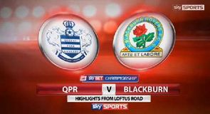 QPR 0-0 Blackburn