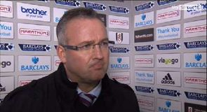 Lambert unhappy with poor refereeing