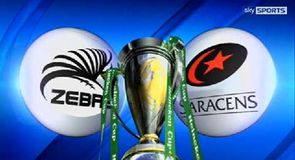 Zebre v Saracens - Highlights