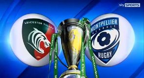 Leicester v Montpellier - Highlights
