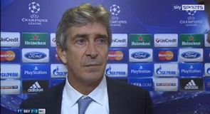 Pellegrini hails City performance