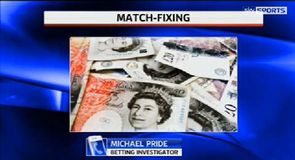 Match fixing explained