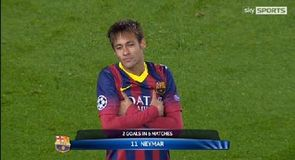 Goal of the Night - Neymar's Second