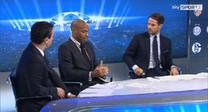 Henry dissects Arsenal