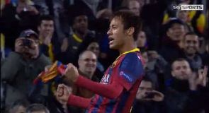 Goal of the Night - Neymar's Third