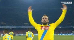 Goal of the Night - Higuain