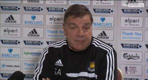 Allardyce: No need to discuss my future