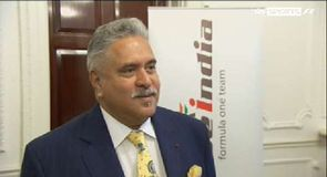 Mallya explains Perez choice