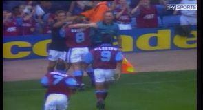 Sky Sports Vault | Aston Villa 3-1 Man Utd