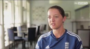Taylor named women's Twenty20 cricketer of the year