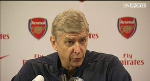 Wenger: The pressure is on City