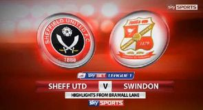 Sheff Utd 1-0 Swindon