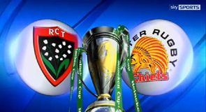 Toulon v Exeter – Highlights