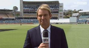 Warne surprised by Australian dominance