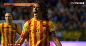 Puyol set to retire?