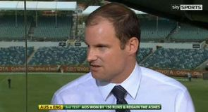 Strauss on the future for England